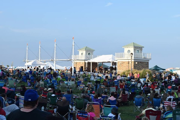 Jazz & Blues Festival Ends Long Branch Summer on a Good Note