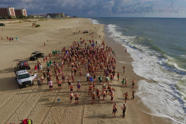 Hundreds To Hit The Water For Ray Licata Swim