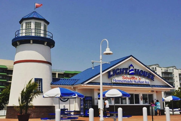 Long Branch's Lighthouse To Open This Week