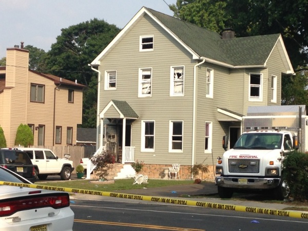 Long Branch Fire Deaths Ruled Murder Suicide