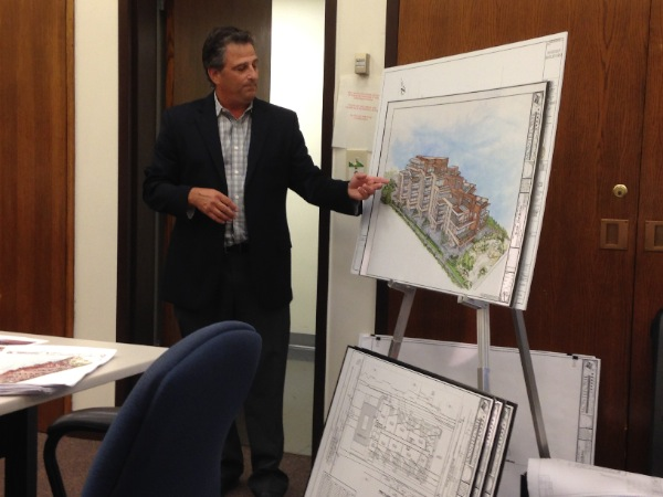 Developer Seeks Agreement With City To Build On Oceanfront Property