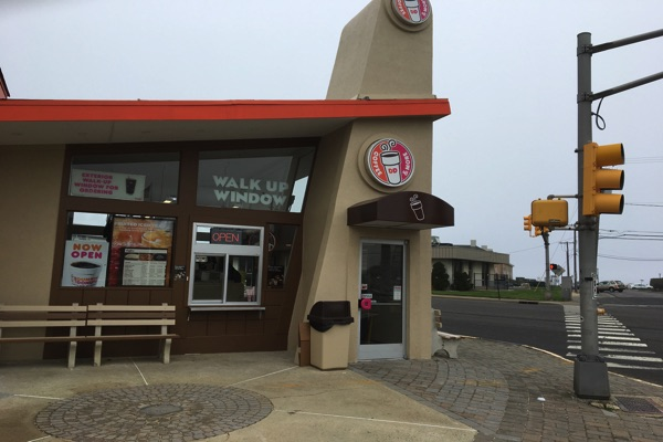 New Long Branch Dunkin Donuts Now Open