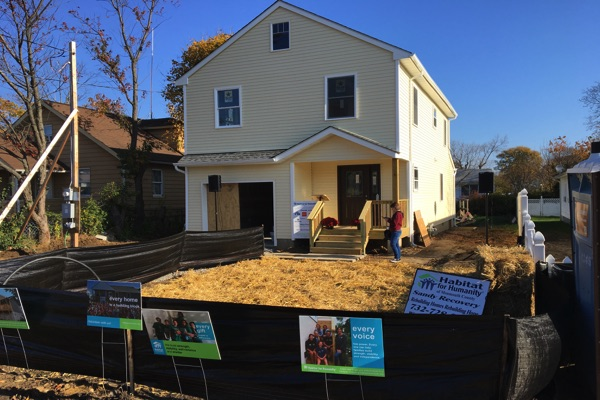 Habitat For Humanity Dedicates New Home In Long Branch