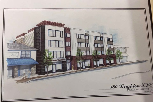 Another Mixed Use Project Approved For Long Branch's West End