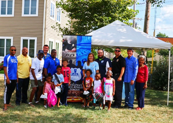 New PAL Chapter Comes to Long Branch