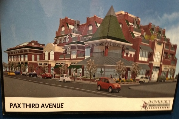 Revised Lower Broadway Project Gets LB Council's Approval