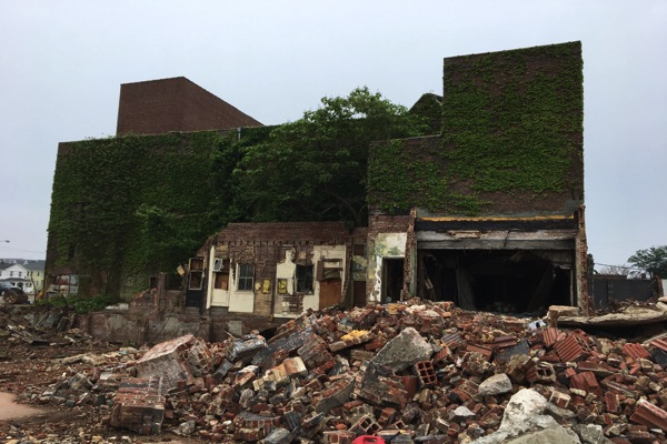 Long Branch's Paramount Theater To Be Demolished This Week