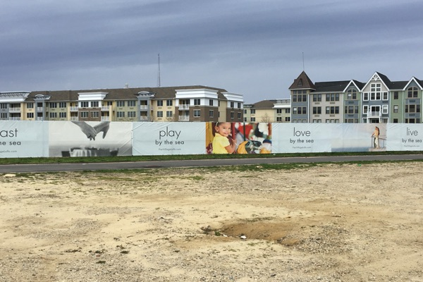 Construction Of Pier Village Phase 3 To Begin In Fall