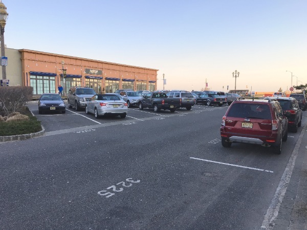 Long Branch Council OKs Pier Village Parking Increase