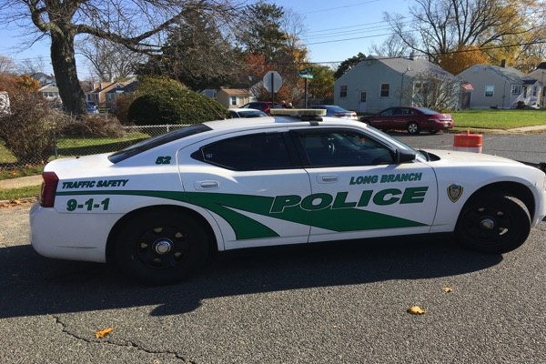 Long Branch Police Officers Injured While Detaining Subject