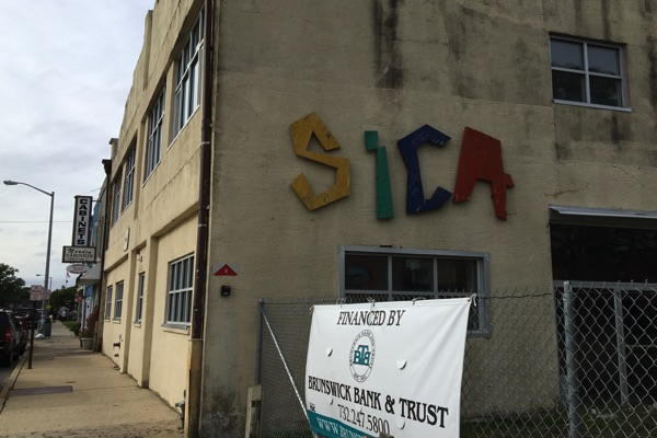 Long Branch's SICA Building To Get Big Upgrade