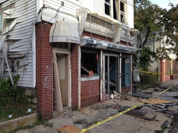 Long Branch Fire Deemed 'Suspicious'