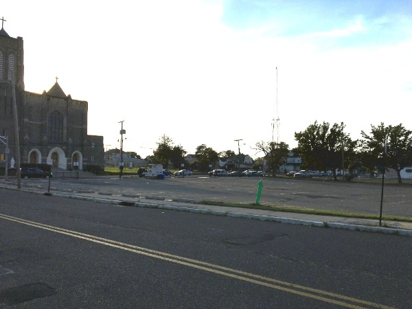 Long Branch To Use Additional Lot For Overflow Parking