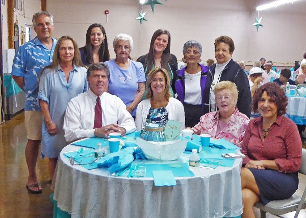 Long Branch Senior Center Hosts Mayor and Council