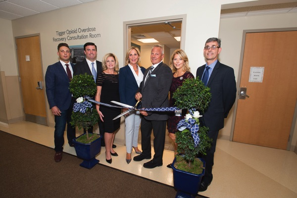 $1 Million Donation Helps Open Opioid Overdose Recovery Consultation Room At Monmouth Medical