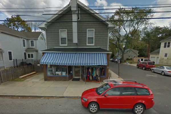Fire At Long Branch Thrift Boutique Destroys Upstairs Apartment, Damages Store