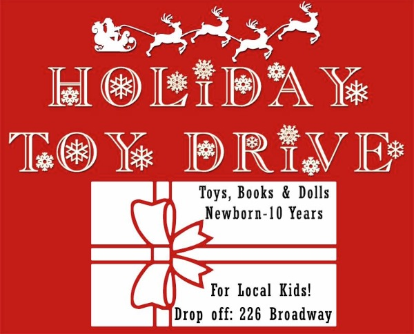 Long Branch Holiday Toy Drive Ends Dec. 18