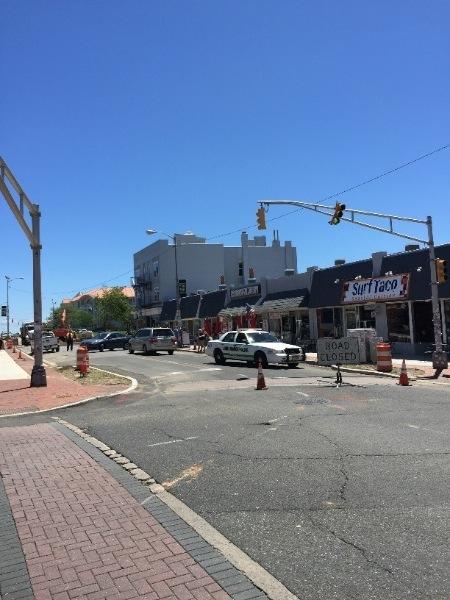 West End Businesses Remain Open Despite Road Closure