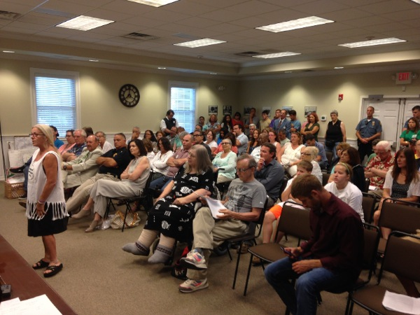 West End Park Expansion Supporters Pack Freeholders Meeting