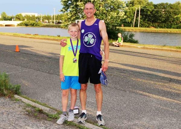 Dad and Son Win Week 3 at Lake Tak