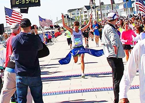 NJ Marathon Draws 16,000 Fans