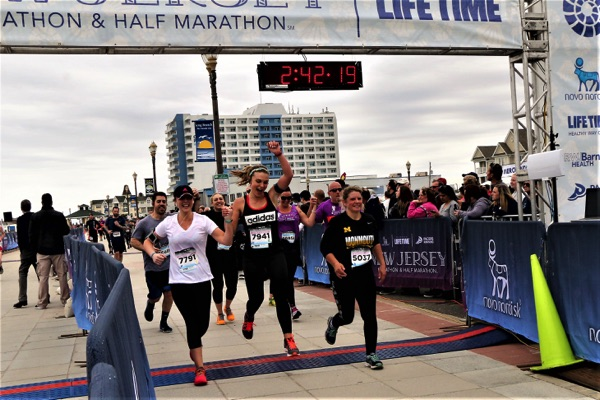 NJ Marathon Brings Thousands to Jersey Shore
