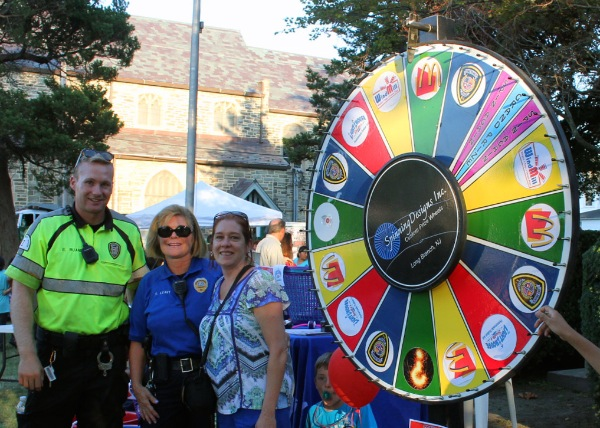 Long Branch Celebrates National Night Out