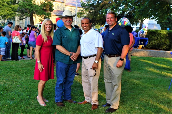 Long Branch National Night Out Builds Community Connections