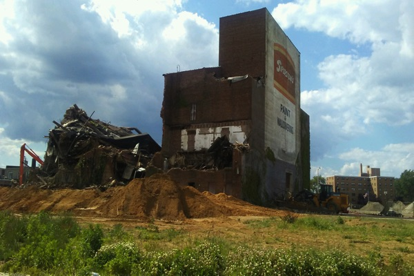 GALLERY: Long Branch's Paramount Theater Demolished