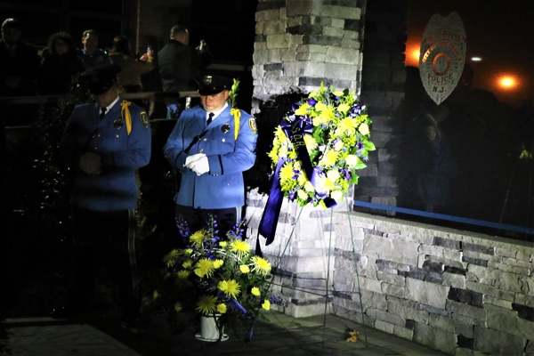 Long Branch Remembers Fallen Police Sgt. King
