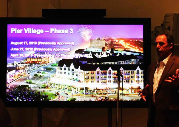 Pier Village 3 Back On Track