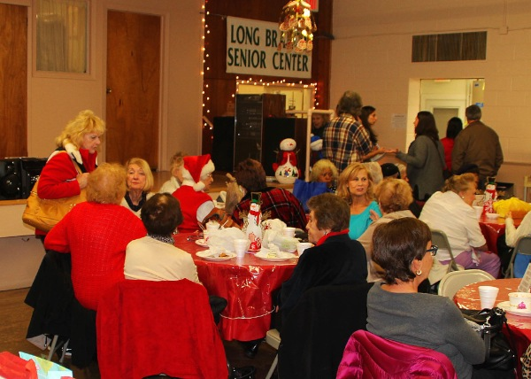 Long Branch Senior Center Bazaar Features Happy Handiwork
