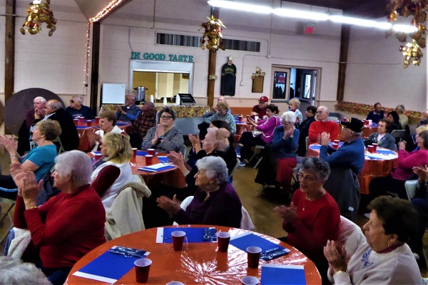 LB Senior Center Commemorates Veterans Day with Caring