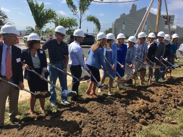 Developer Breaks Ground On Latest Long Branch Oceanfront Project