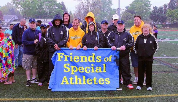 Long Branch Hosts Special Olympics of Monmouth/Ocean County