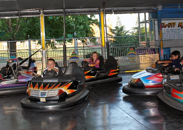 Long Branch Summer Carnival Enjoys Successful First Season