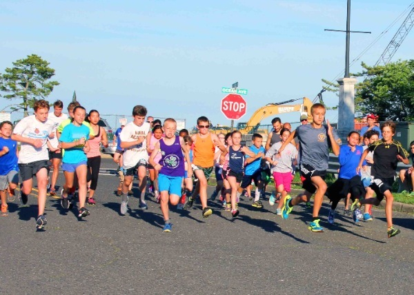 Lake Takanassee 5K Back For 52nd Year