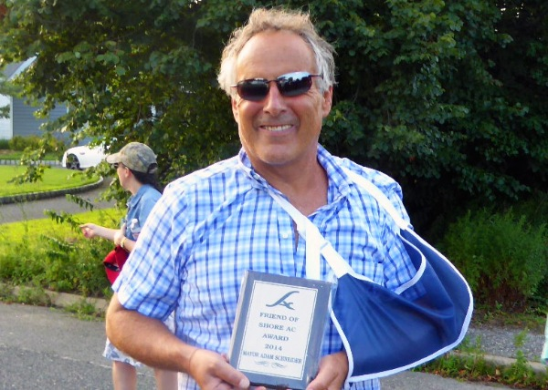 Long Branch Receives Award at Lake Tak 5K