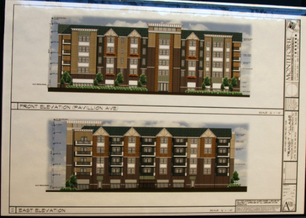 Long Branch Planning Board Accepts First Transit Village Project