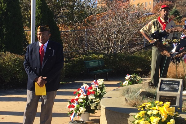 PHOTOS: Long Branch Recognizes All Veterans