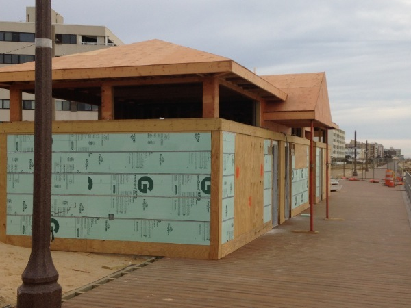 Food Will Be Sold At New Long Branch Boardwalk This Summer