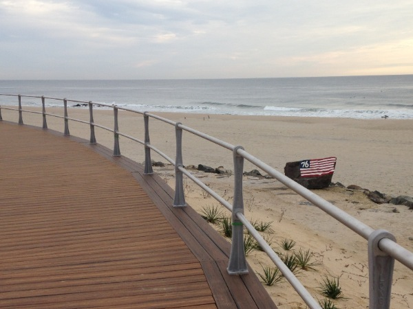 Police: Vandals Damage Long Branch Boardwalk