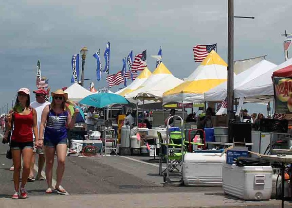 Long Branch Hosts Oceanfest July 4