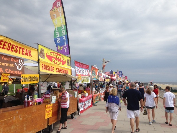 Oceanfest Returns To Long Branch July 4