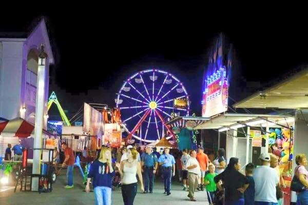 Monmouth Beach Fireman's Fair Kicks Off Thursday