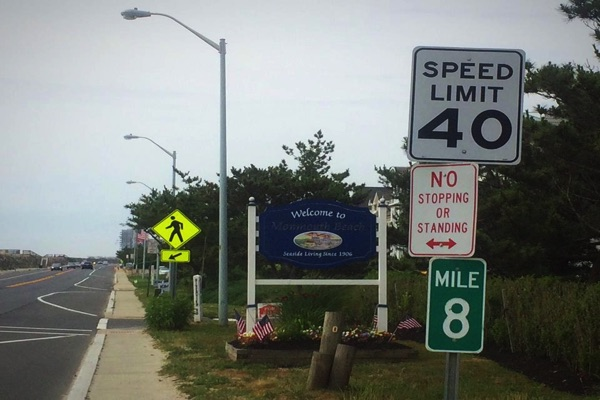 Speed Limit On Route 36 In Monmouth Beach Could Be Lowered