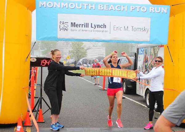 Annual Monmouth Beach PTO 5K Has Largest Field Yet
