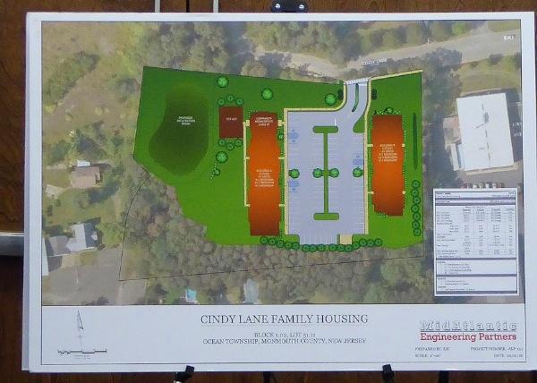 Ocean Planning Board Postpones Variance on 48-Apartment Affordable Housing Development