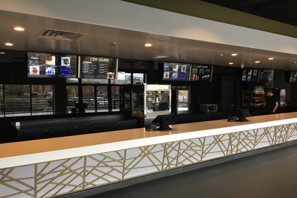Ocean Township Movie Theater Offering A New Experience For Customers