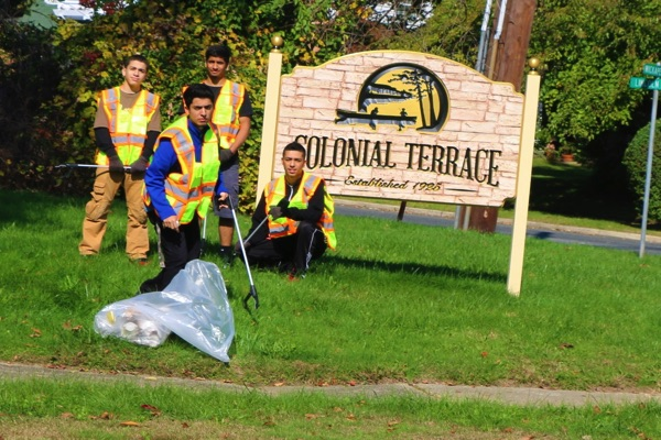 Community Completes A 'Clean Sweep' In Ocean Township